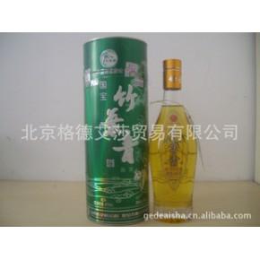 竹叶青保健酒(圆桶国宝475ML)
