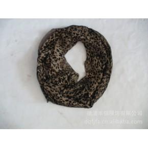 2011年德清丰锦服饰新款乱花豹纹围脖 new scarf