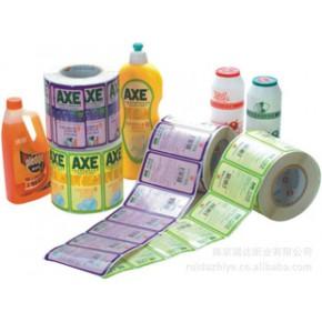 南京瑞达 供应标签、标牌/印刷不干胶标签