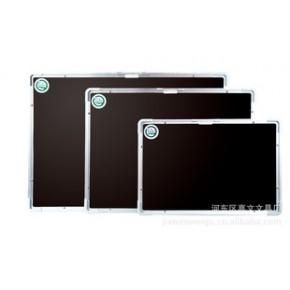 嘉文牌 无磁双面黑板(特质铝合金框)