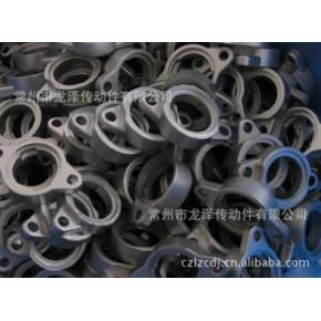 不锈钢材质SFL000系列锌合金  配不锈钢轴承或普通硌钢轴承