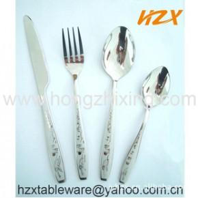 高级不锈钢餐具酒店用品一系列、以及礼品套装