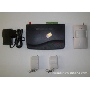 GSM无线防盗报警系统 卫盾