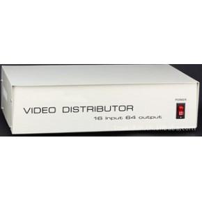 视频分配器 卫盾 视频监控系统