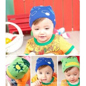 2011年秋款 氨纶提花帽 套头帽/宝宝帽/儿童帽