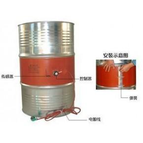 油桶加热带 洗车水桶加热带 化工圆桶加热带 硅橡胶加热安全
