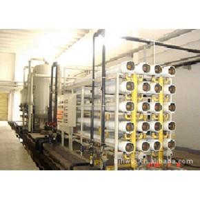 高效纯净水过滤生产线 板框式
