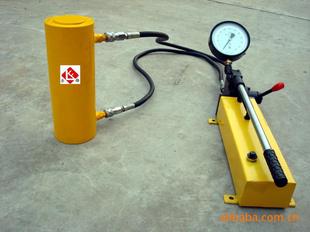 泰州乐锋液压——供应5-150t(吨)手动分离式液压千斤顶图片