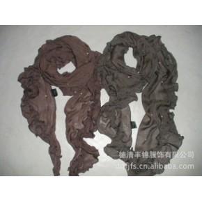 2011年德清丰锦服饰新款花边三角巾 new scarf