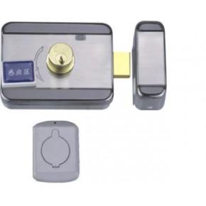 密码一体化静音电机锁,灵性锁,金属齿轮,进步电机驱动
