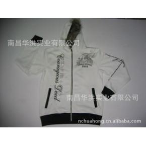 男式绒布插肩袖拉链衫,出口日本