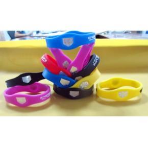 硅胶手环 能量平衡手环 防辐射手环带礼盒包装  厂价