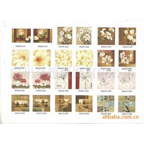花卉系列2 现代装饰画 欧式装饰画 酒店装饰画