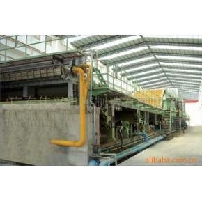 造纸机械—4000/400长网多缸高强瓦楞纸机