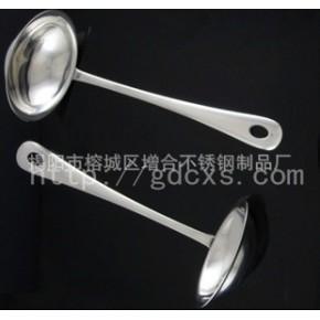 新品推荐201不锈钢精美蛋形火锅6cm汤勺