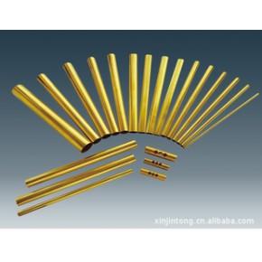 专业生产加工各种铜制笔管 质量良好品种多样