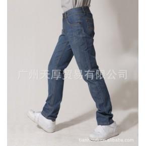 修身牛仔裤 男 现货 雷柏特
