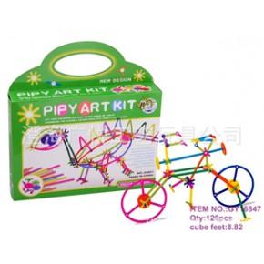 益智玩具产品,卡通软积木