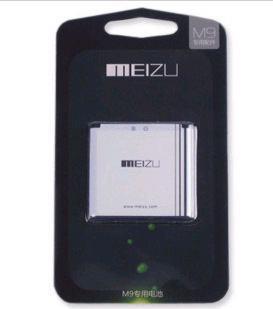 M9电池 魅族M9原装电池 M9电板 M9手机电池 SN防伪 原厂原装