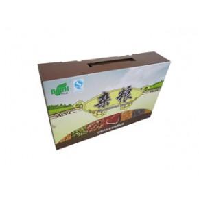杂粮彩色瓦楞纸箱包装良工纸箱厂