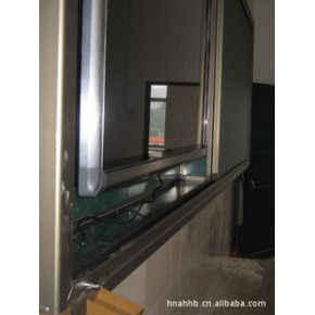 液晶电视组合式黑板(单侧推拉)