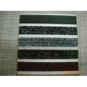 铝合金安全门口除尘地垫 地毯/地垫