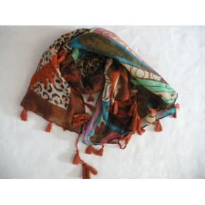 2011年德清丰锦新款巴厘纱方巾 new scarf