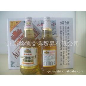 燕京无醇啤酒(500ml)