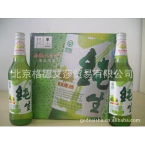 燕京纯生啤酒8度(500ml)