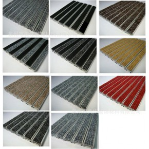 铝合金组合地垫 地毯/地垫