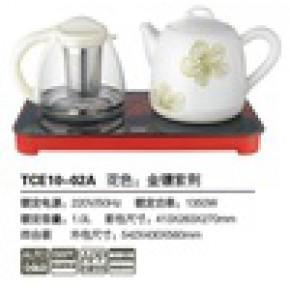 【全国联保】荣事达电水壶TCE10-02A 4-6分钟快速沸腾 1.0l