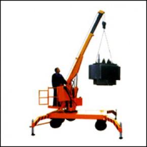 订做SDC自行走式电动吊车