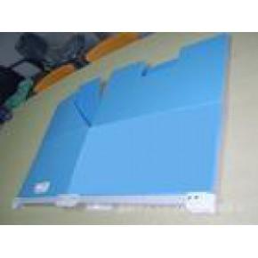 蓝色折叠箱 PP