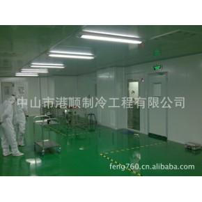 专业设计安装10-30万级优质洁净室、洁净房、洁净车间、净化工程