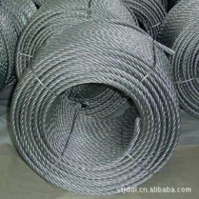 石家庄原泰脚蹬吊篮厂现货批发脚蹬吊篮专用出口钢丝绳
