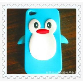 4G硅胶手机套 企鹅,轻松熊,3G天使猴
