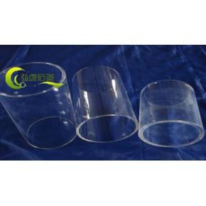 石英护套管,石英衬套,石英套管,石英护套(单晶炉石墨电极保护用)