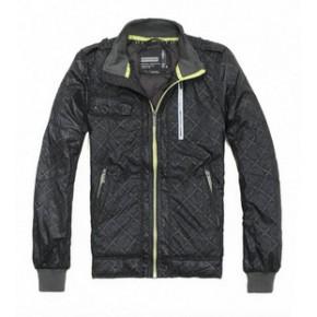 2011冬装原单荷兰品牌silver creek 男装英伦薄款棉衣