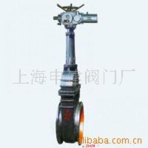 电动煤气阀 申建 电动楔式双闸板闸阀