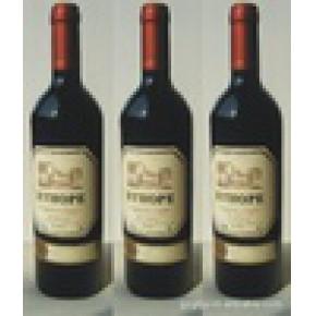 100箱法国进口干红葡萄酒处理价销售25元/瓶卖完为止