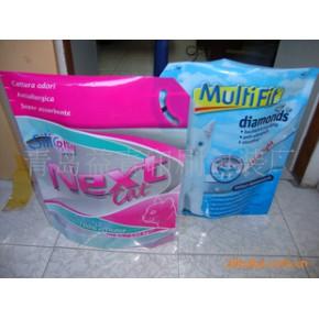 长期供应各种宠物食品包装袋,提拔猫砂袋