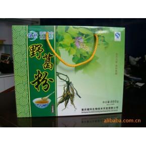 [批发]健科野生 葛根粉【礼盒装880克 清热解酒】