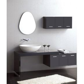陶瓷盆浴室柜 LY640