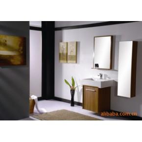 专业生产浴室柜、三聚氰胺浴室柜  SY-S002
