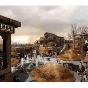 兰州纳川景观设计公司-甘肃园林景观规划设计工程-更专业