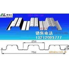 天津压型钢板供应yx51-250-750楼承板