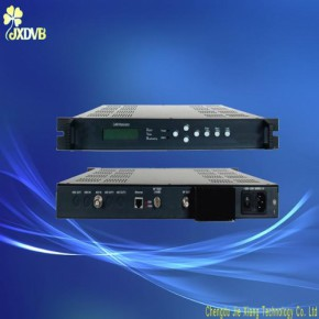 4频点QAM调制器 模拟解调器 成都杰翔公司销售数字设备