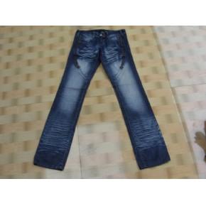 常年收购工厂牛仔裤尾货服装库存服装