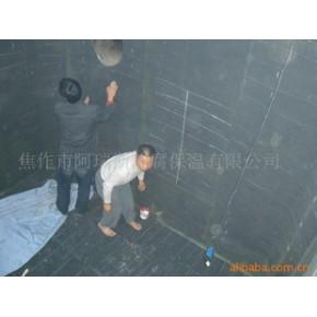 专业防腐施工单位提供橡胶板重防腐工程施工