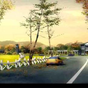 甘肃道路景观设计报价价格 兰州道路景观设计效果图方案图纸